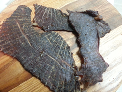 how to make ground deer jerky in the oven