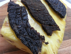 pineapple beef jerky recipe