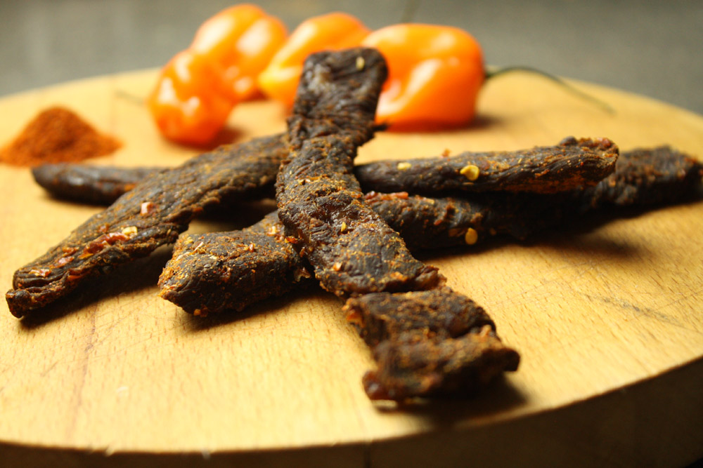 Super Hot Beef Jerky Recipe