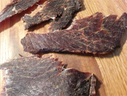 sweet teriyaki beef jerky recipe
